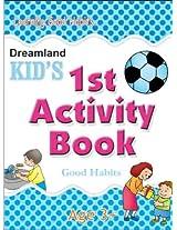 1st Activity Book - Good Habits