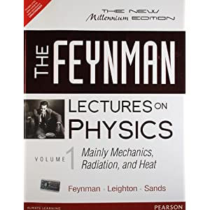 The Feynman Lectures on Physics: Mainly Mechanics, Radiation and Heat - Vol. 1