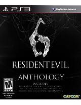 Resident Evil 6 Anthology (PS3)