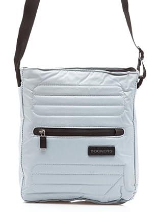 Dockers Bags Bandolera Asimétrica (Gris)