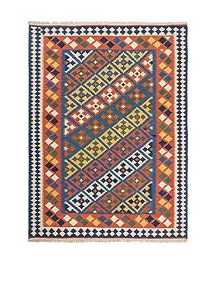 NAVAEI & CO. Teppich mehrfarbig 210 x 157 cm