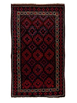 Darya Rugs One-of-a-Kind Tribal Rug, Brown, 8' 10
