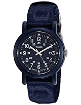 Timex Analog Blue Dial Unisex Watch - TW2P626006S