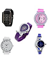 HORSE HEAD (LIMITED STOCK) (SPECIAL EDITION ) DESIGNER WATCHES COMBO FOR WOMENS AND GIRLS