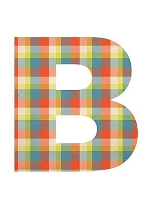 Letra Decorativa Letra B