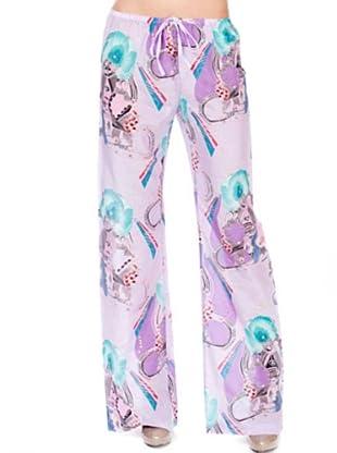 Custo Pantalón (Lila)
