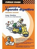 Lo Esencial En Aparato Digestivo (Curso Crash De Mosby)