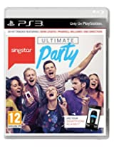 Singstar: Ultimate Party (Playstation 3) UK Edition