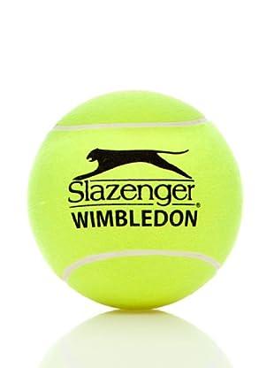 Slazenger Pelota Gigante De Tenis Wimbledon (Amarillo)