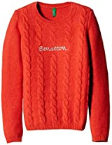 UCB Kids Girls' Sweater