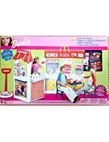 Barbie McDonalds Restaurant Playset