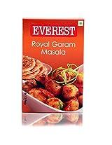Everest Royal Garam Masala Powder, Carton, 100g