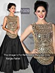 RCPC Bollywood Replica Women Semi Stitched Gown RP1009