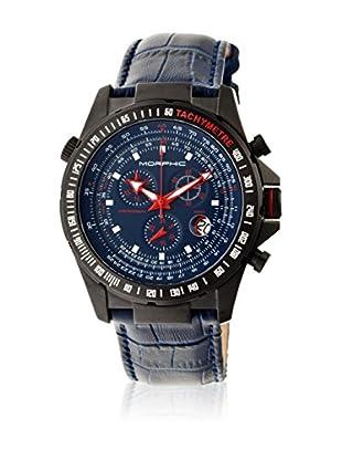 Morphic Reloj con movimiento cuarzo suizo Mph3606 Azul 44  mm