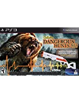 Cabela's Dangerous Hunts 2013 with Gun (PS3)