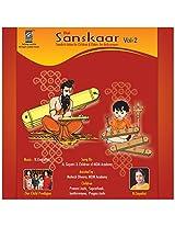 Essential Slokas for Children-Bal Sanskaar Vol -2, Audio CD