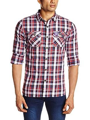 Superdry Camicia Uomo Lumberjack Twill