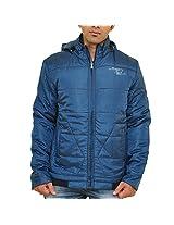 Stylish Duke Men Winter Solid Jacket By ReturnfavorsXXL