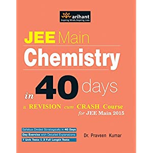 JEE Main Chemistry in 40 Days (Old Edition)