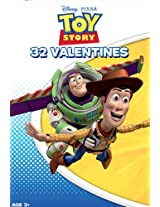 Paper Magic Showcase Toy Story Valentine Exchange Cards (32 Count)