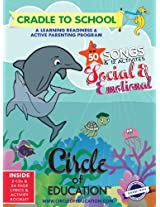 Circle of Education Social and Emotional Digipak Set. 51 Songs on 2 CD's + Lyrics + 12 Activities. Songs focused on Social & Emotional Skills for Learning Readiness and Active Parenting of Children 2-6
