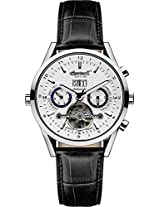 Ingersoll Men's IN1310SL Bradenburger Gate Analog Display Automatic Self Wind Black Watch