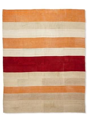Flatweave Bold Stripes, 8' x 10'