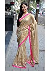 Elli Bollywood Replica Saree
