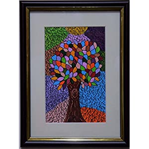 TitliArt Creations The Colourful Tree