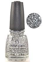 China Glaze Nail Polish Silver Of Sorts 82699
