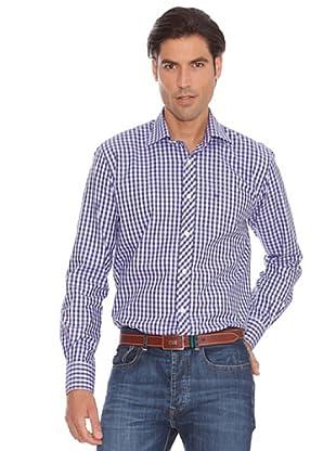 PEDRO DEL HIERRO Camisa Vestir (morado)