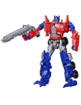 Transformers Age of Extinction Voyager Class Evasion Mode Optimus Prime Figure