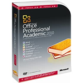 Microsoft Office Professional 2010 AJf~bN [pbP[W]