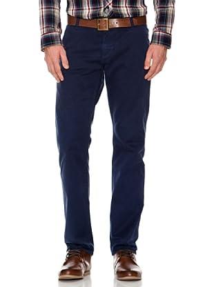 Dockers Pantalón Alpha de Color (azul oscuro)