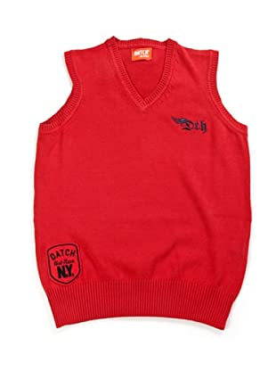 Datch Dudes Gilet (Rosso)