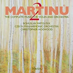 Music for Violin & Orchestra 2