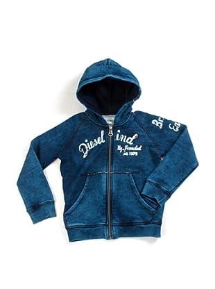 Diesel Kid Sudadera Salfy (Azul)