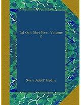 Tal Och Skrifter, Volume 2