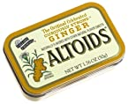 Altoids - Ginger Tin - 1.76 oz.