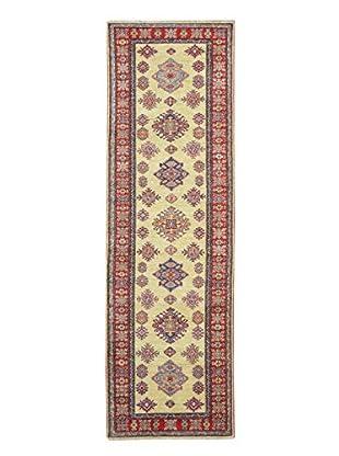 Kalaty One-of-a-Kind Kazak Rug, Ivory, 2' 8