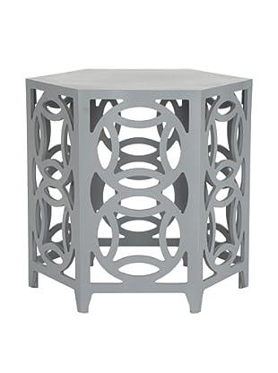Safavieh Natanya Side Table, Pearl Blue Grey