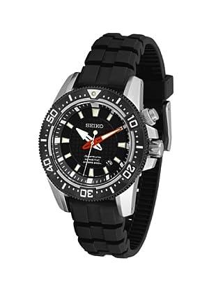 SEIKO SKA511P2 - Reloj de Caballero movimiento automático con correa de caucho