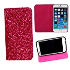 DooDa PU Leather Flip Case Cover For LG G3 Stylus (D690) (Pink)