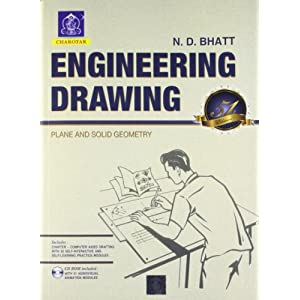 Engineering Drawing: Plane and Solid Geometry