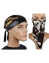Jstarmart Comando Head Tie & Wrap