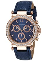 Daniel Klein Analog Blue Dial Women's Watch - DK10155-2