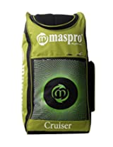 Maspro Cruiser Cricket Kit Bag Green