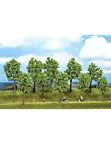 Walthers SceneMaster Spring Trees (10 per Train), Large