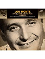 5 Classic Albums plus - Lou Monte