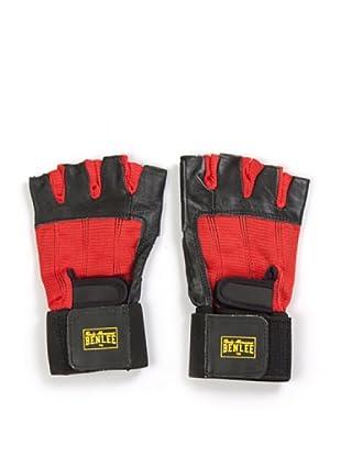 Benlee Guantillas Fitness Wrist (Negro / Rojo)